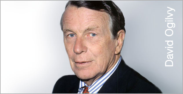 Picture of David Ogilvy